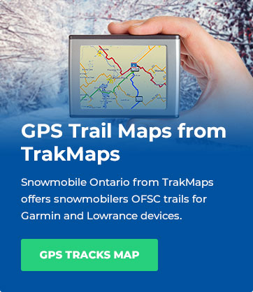 GPS Trail Maps from TrakMaps